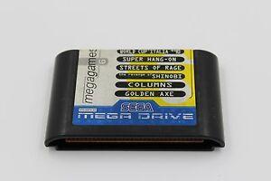 SEGA-MEGADRIVE-MEGA-GAMES-MEGAGAMES-6-SOLO-CARTUCHO-MEGA-DRIVE