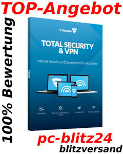 Software 6 Monate Vollversion Green It Key Search For Flights F-secure Total Security Und Vpn 3 Pcs 2 Jahre