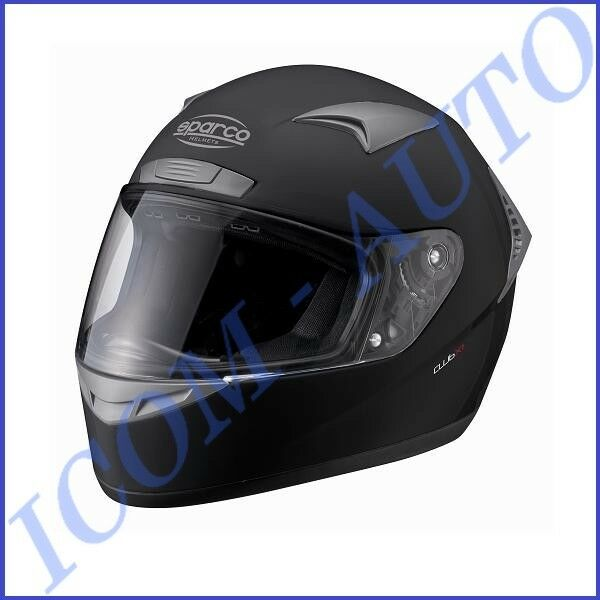 CASQUE KARTING COMPETITION KART SPARCO CLUB X-1 HOMOLOGUE ECE 22.05 TAILLE XS