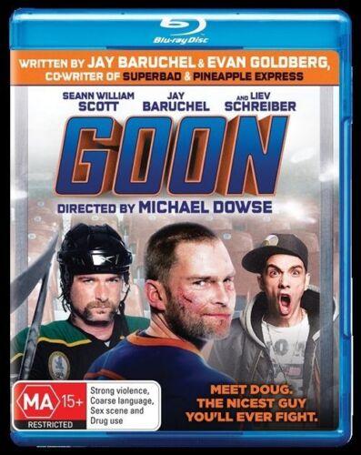 1 of 1 - Goon (Blu-ray, 2012)