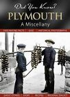 Did You Know? Plymouth: A Miscellany by The Francis Frith Collection (Hardback, 2009)