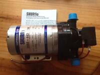 Shurflo 12 Volt Pump 2088-443-144, 3.5 Gpm, 45 Psi