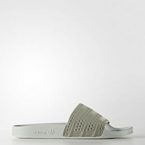 low priced 6694a 84b30 Image is loading NEW-MEN-039-S-ADIDAS-ORIGINALS-ADILETTE-SLIDES-