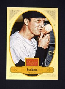 2012-Panini-Golden-Age-52-Stan-Musial-NM-MT