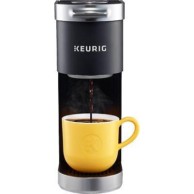 Keurig - K-Mini Plus Single Serve K-Cup Pod Coffee Maker - Matte Black
