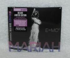 Mariah Carey E=MC² E=MC2 2 Deluxe Edition Taiwan Ltd CD w/OBI (digipak)