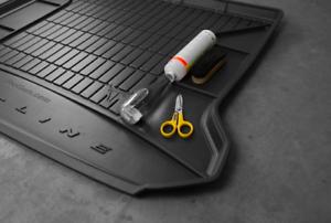 Tapiz para maletero alfombrilla depósito adecuado para bmw 3 Touring f31 coche familiar 2013-tm404779