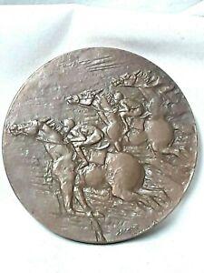 Medalla-Compania-de-Carreras-Parisiennes-Milesima-Parte-Tercera-Jacquot-1969