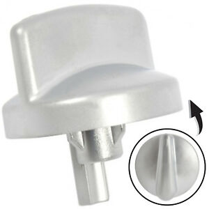 BELLING Genuine 444445034 D854 Format G754 G754 Oven Hob Switch Knob Silver x 3