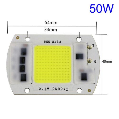 Smart Lamp Light IC Driver Floodlight Traffic LED COB Chip 20W 30W 50W