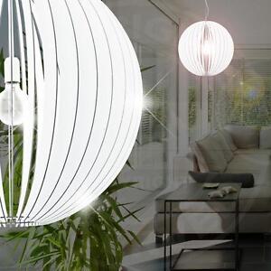 Holz Hängele a20961n moderne hängeleuchte aus holz und metall in weiß ebay
