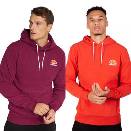 Available in a range of colours RRP £49. ELLESSE Men/'s logo hoody