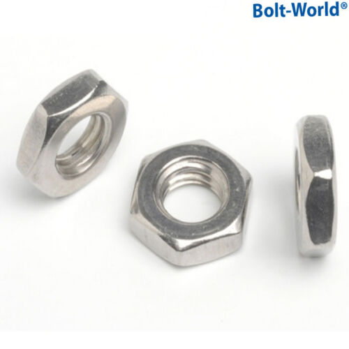 HALF A2 STAINLESS IMPERIAL UNC FULL SPRING /& FLAT WASHERS DOME /& WING NUTS