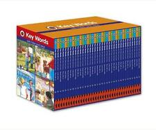 Ladybird KEY WORDS With PETER AND JANE 36 Books Slipcase Box Set Hard Cover New