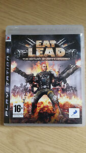Eat Lead  The Return Of Matt Hazard  Game  Sony PlayStation 3  PS3 - <span itemprop=availableAtOrFrom>Stockport, United Kingdom</span> - Eat Lead  The Return Of Matt Hazard  Game  Sony PlayStation 3  PS3 - Stockport, United Kingdom
