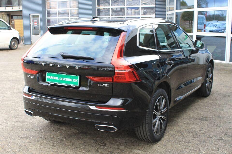Volvo XC60 2,0 D4 190 Inscription aut. AWD Van Diesel aut.