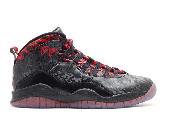 Nike Air Jordan 10 X Retro DB Doernbecher Size 11.5. 636214-066 1 2 3 4 5 6