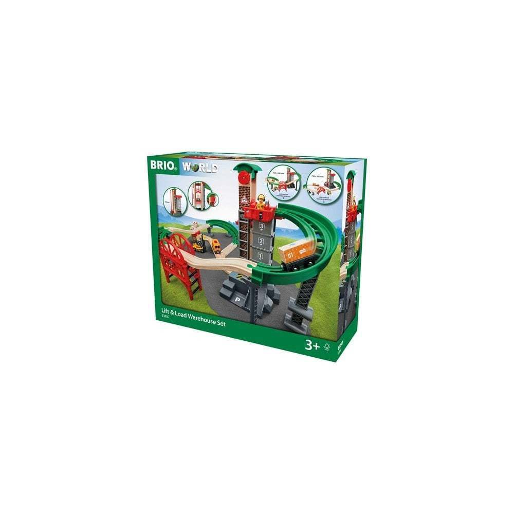 Brio 33887 Lyft and Load Warehouse