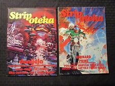 1979 STRIPOTEKA #569 571 FN 6.0 Yugoslavia Comic LOT of 2 Danijela Bernard Prins