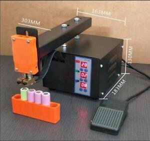 3kw Handheld Battery Pack Spot Welder 18650 Battery Pack Welding Machine Ss Ebay