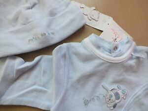 Clothing, Shoes & Accessories Girls' Clothing (newborn-5t) 0-3 Months Delicious Belli Bambini Boys Babygrow Size