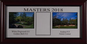 2018-Masters-Practice-Round-Ticket-Holder-Framed-Displays-Your-Daily-Ticket
