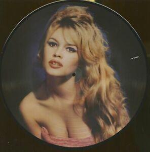 Brigitte Bardot-Et Dieu Crea La Femme (LP, Picture Disc) - Vinyle Pop/Diverses