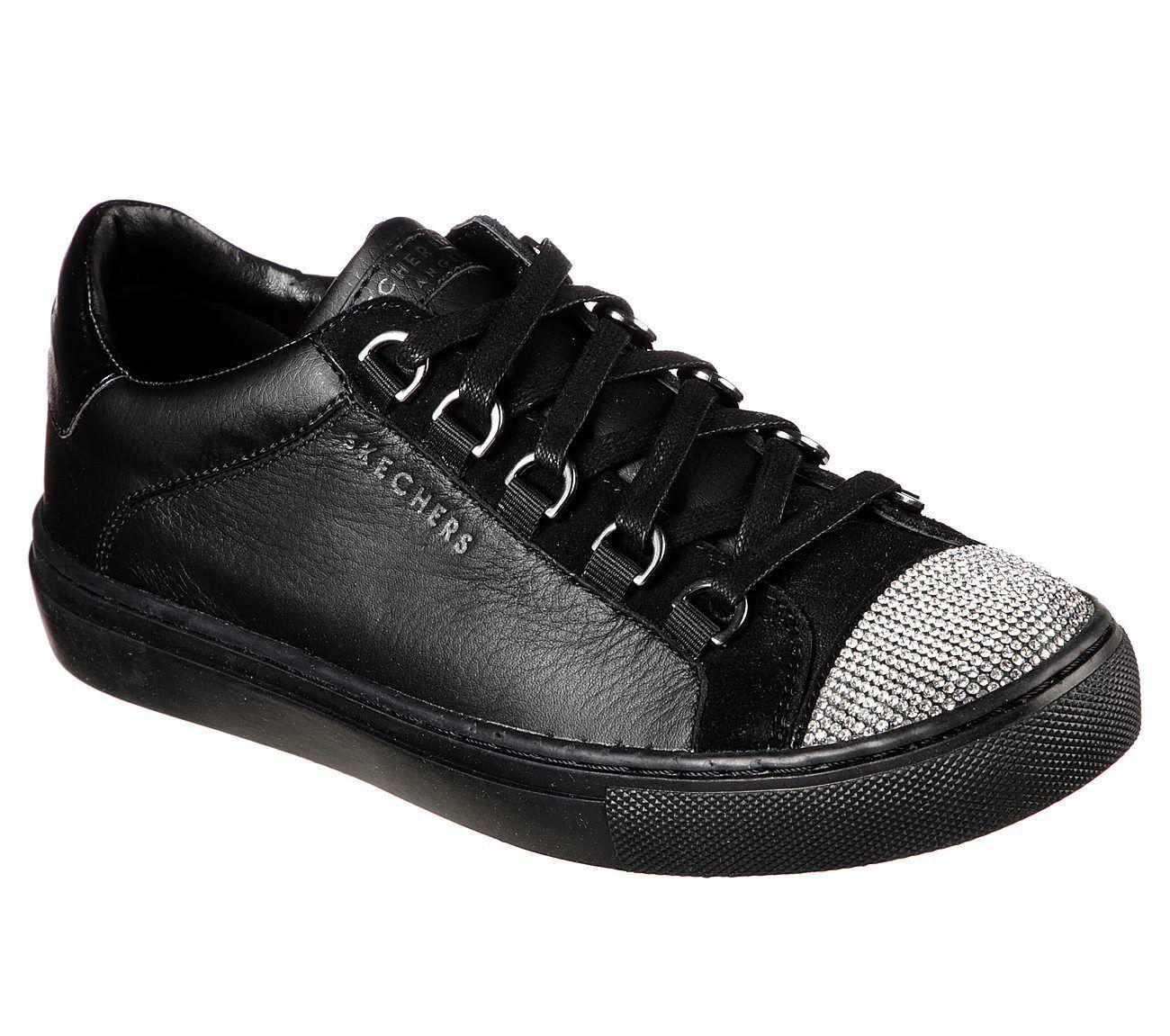 Bling Street Sneaker Shoe Black