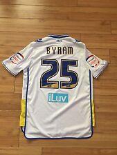 Leeds United Jersey Shirt Kit Sam Byram West Ham SZ Size UK M Medium EU L Large