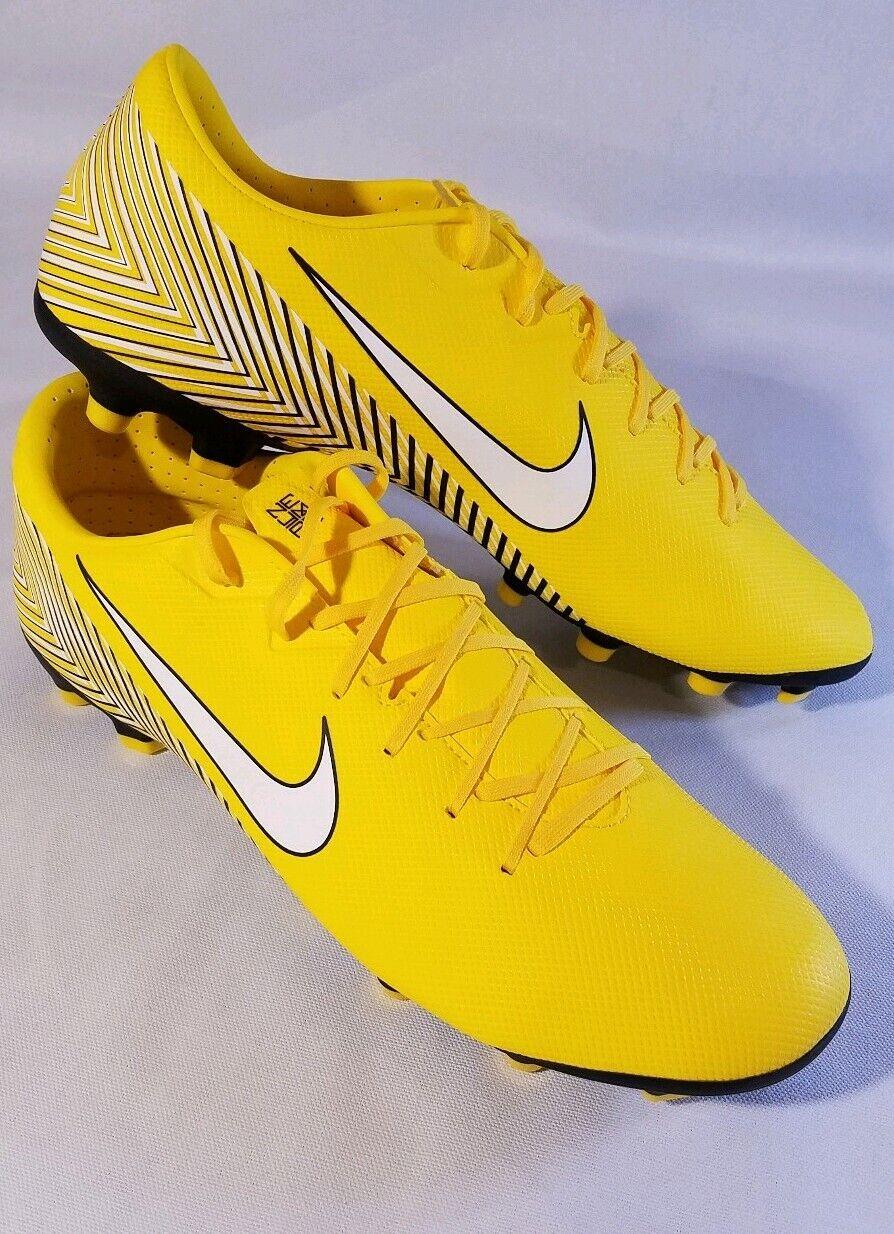 Nike Mercurial Vapor Academy Men's Soccer Cleats Cleats Cleats AO3131-710 Meynar Yellow sz 12 374df9