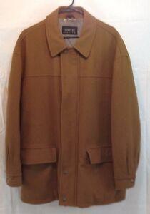 Newport Harbor Men's Jacket Isosoft Insulated Lining Size L
