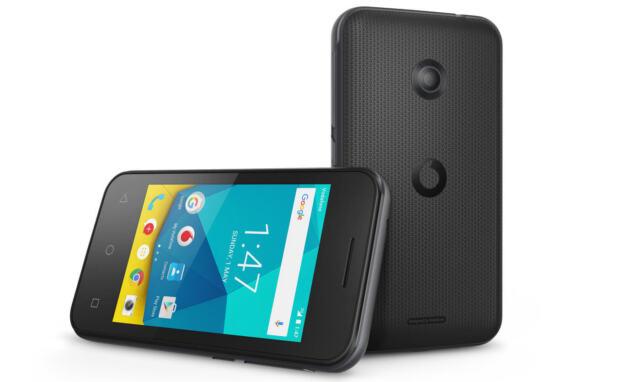 TOUT NOUVEAU Vodafone Intelligent Premier 7 Smartphone 4GB Noir (débloqué) 3G