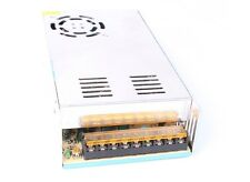 360W DC 12V 30A Regulated Transformer Power Supply Driver SW For LED Strip Light