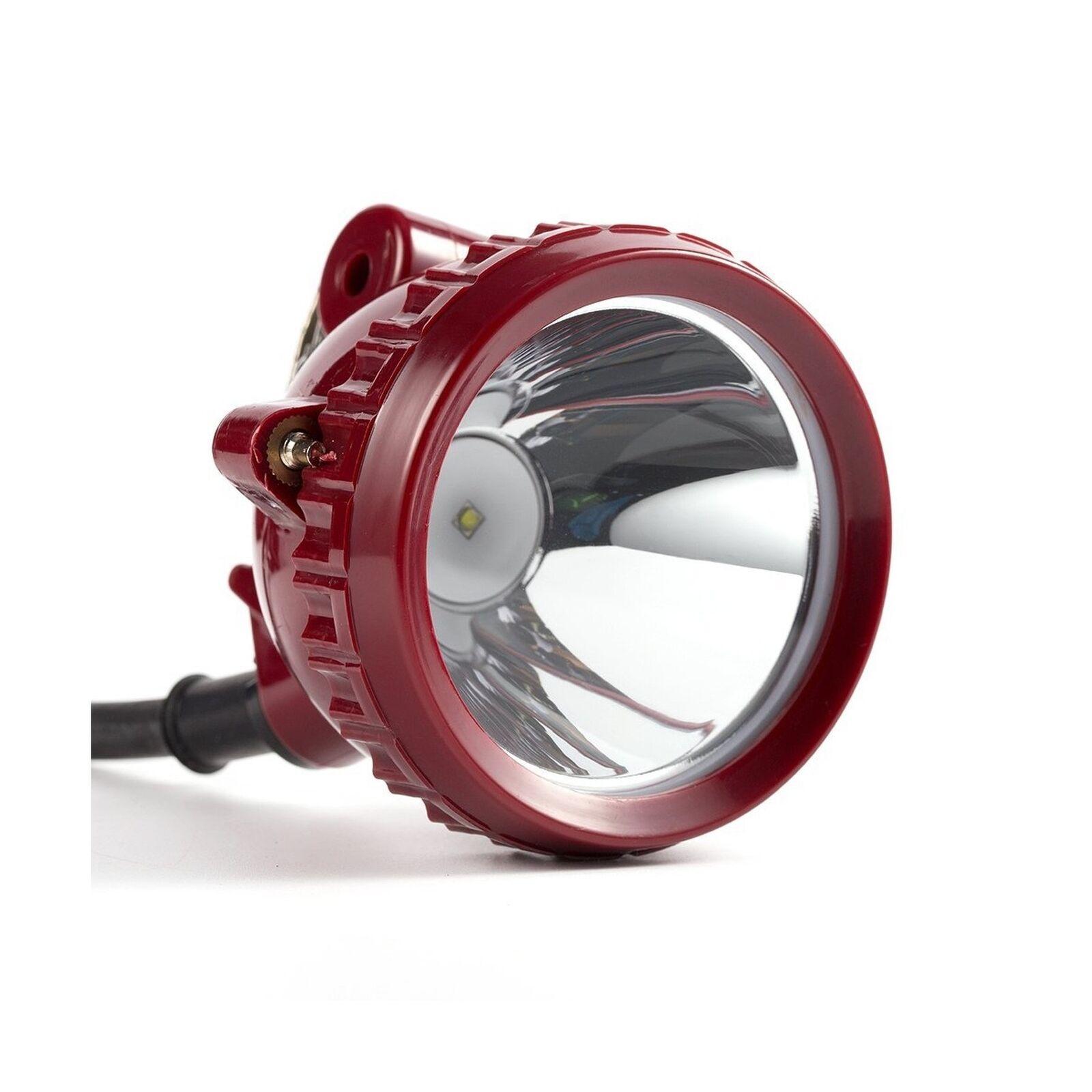 Kohree KL6LM 5W 25000Lux LED Miner Head Light Headlight Lamp Fit for HogDeer...