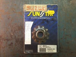 DRIVE-SPROCKET-11T-SUZUKI-RM250-DR200-SP200-TS185-DS185-TC-Canadian-Seller-289