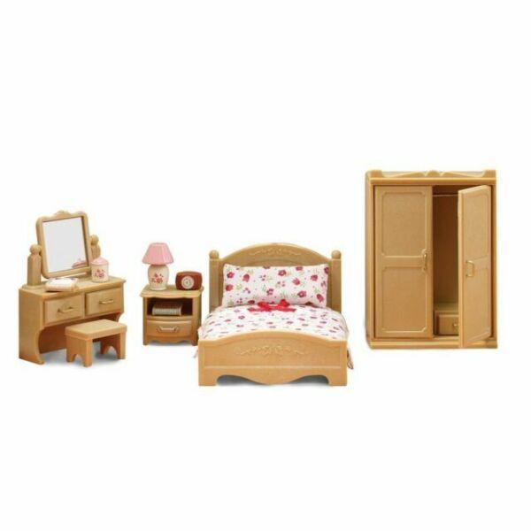 calico critters cc2923 parents bedroom set for sale online