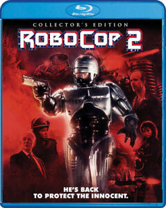 RoboCop-2-Collector-039-s-Edition-New-Blu-ray-Collector-039-s-Ed-Widescreen