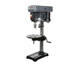 HOC - DB13 13 INCH 16 SPEED BENCH DRILL PRESS + FREE SHIPPING + 90 DAY WARRANTY Canada Preview