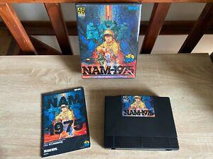 Nam 1975 Neo Geo AES version japonaise