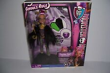 MONSTER HIGH GHOULS RULE CLAWDEEN WOLF COSTUME PARTY DOLL NEW IN BOX