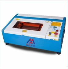 40W CO2 USB Laser Engraving Cutting Machine Woodworking Crafts Engraver Cutter