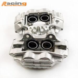 2-Front-Brake-Calipers-for-Toyota-Landcruiser-70-75-Series-HZJ75-FJ70-FZJ75-Disc
