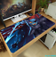 Anime Undertale Undyne Extral Large Mouse pad Gaming Play Mat Mice Pad 40*70CM