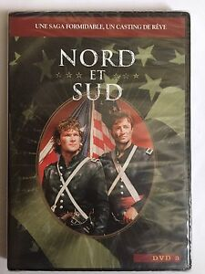 Nord-et-sud-DVD-3-Patrick-Swayze-DVD-NEUF-SOUS-BLISTER