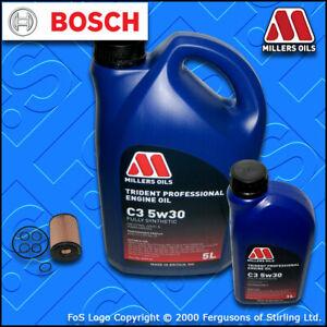 Bosch Engine Oil Filter Fits Vauxhall Mokka 1.7 CDTI UK Bosch Stockist