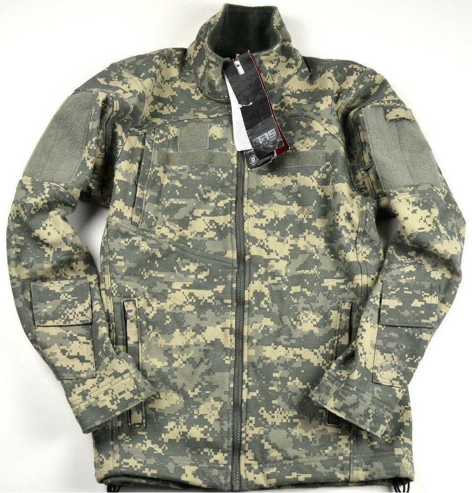 Us Army UCP digital camuflaje massif free iwol petrolero Crew tanques chaqueta Medium