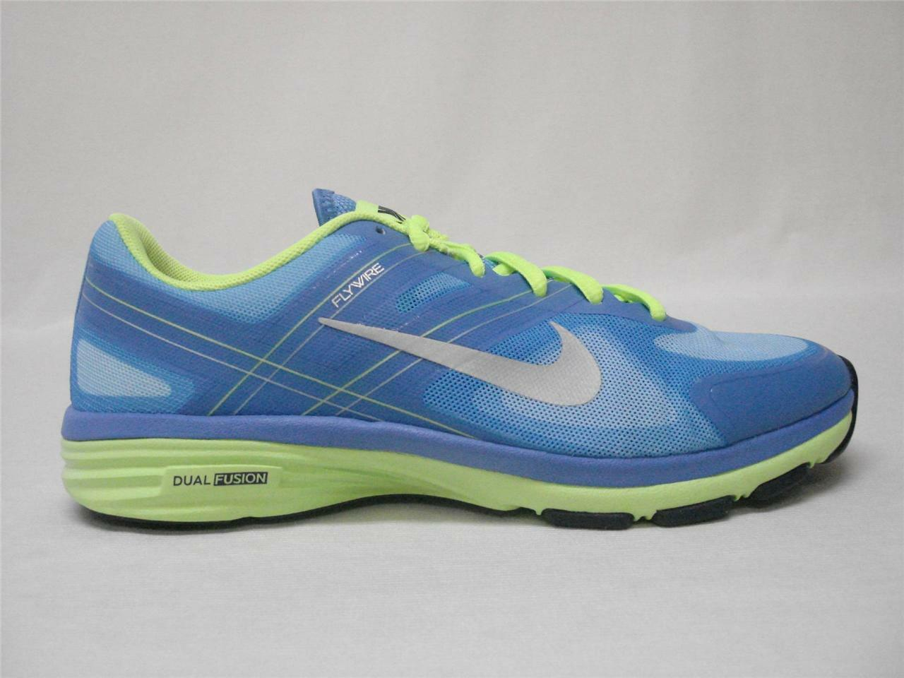 NEW NIKE DUAL FUSION TR 2 WOMEN'S SHOES~10~BLUE~AWESOME SHOES