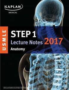 USMLE-Step-1-Lecture-Notes-2017-Anatomy-USMLE-Prep-Kaplan-Medical-Good-Book