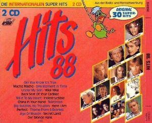 Hits-039-88-International-Ariola-Whitney-Houston-Blue-System-CC-Catch-2-CD