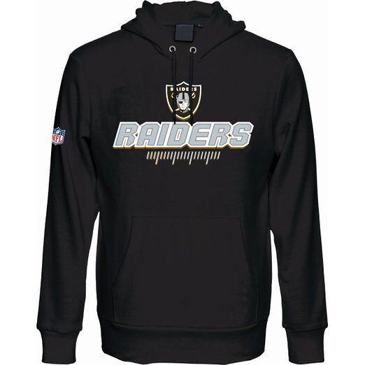 NFL Hoody Hoodie Kaputzenpullover hooded Sweater Sweater Sweater OAKLAND RAIDERS Gravia Football c4749b